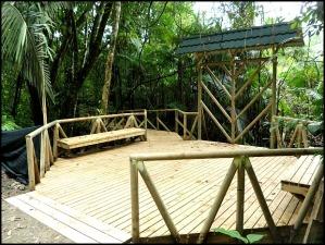 Hiking trail, Parque Nacional Manuel Antonio, Costa Rica, Park, nature, travel, photography, TS76