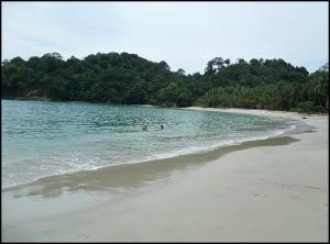 Playa Espadilla, Parque Nacional Manuel Antonio, Costa Rica, Park, nature, travel, photography, TS76