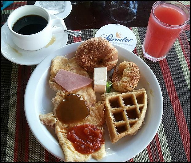 breakfast, desayuno, gourmet coffee, foodie, food porn, gourmet food, Parador Resort and Spa, Costa Rica, travel, photography, TS76