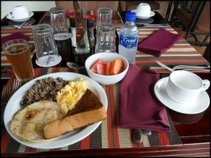 breakfast, desayuno, tico breakfast, gourmet coffee, foodie, food porn, gourmet food, Parador Resort and Spa, Costa Rica, travel, photography, TS76