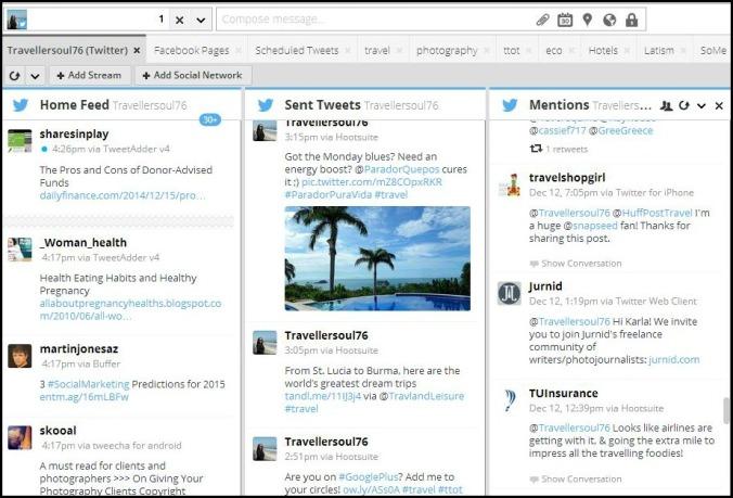 Social Media, Social Media Management, Hootsuite