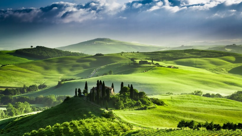 Tuscany, Italy, Landscape, photography, travel