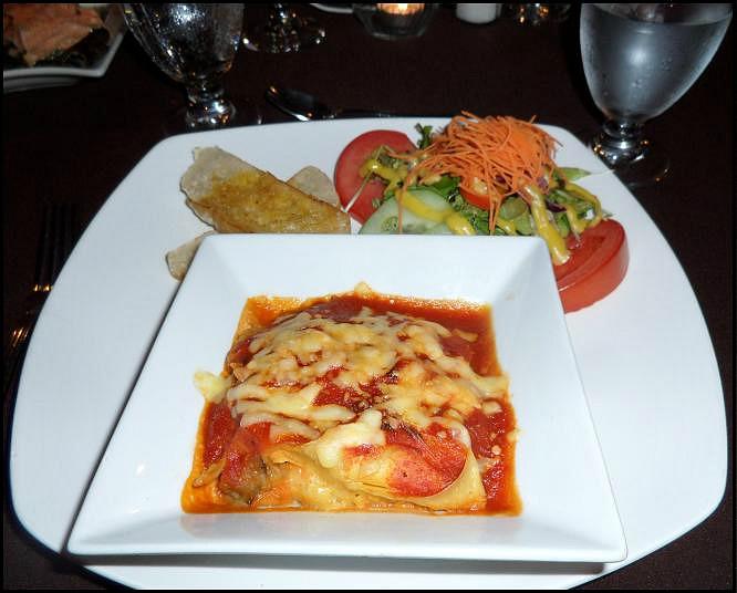 Vegetable Lasagna, foodie, food porn, gourmet food, Parador Resort and Spa, Costa Rica, travel, photography, TS76