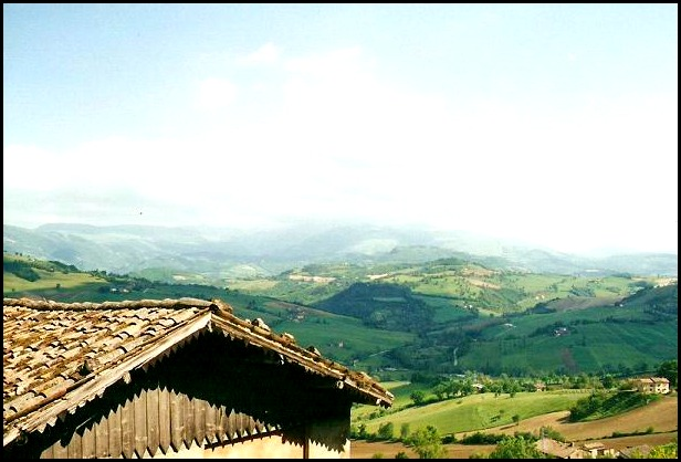 View, Camerino, Marche, Italy, travel, photography, TS76