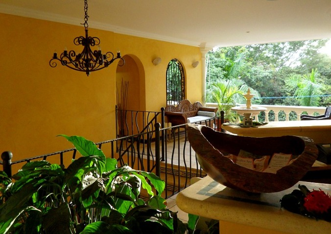 Reception, Pacifica Spa, Parador Resort, Costa Rica, Spa, Central America, health, beauty, travel, photography, TS76
