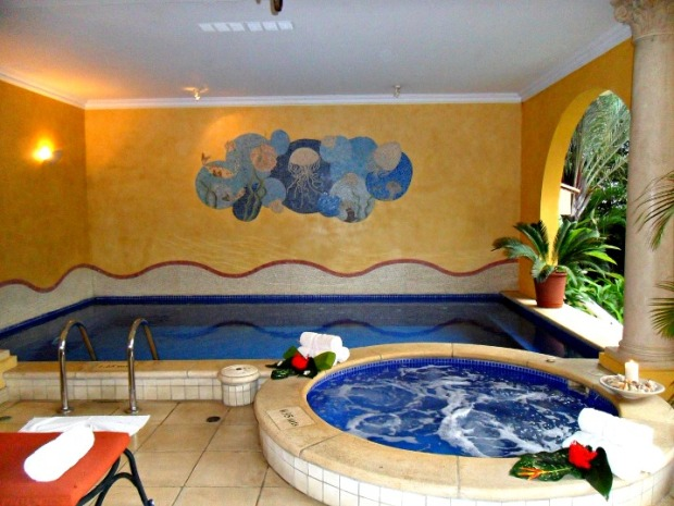 hydrotherapy, jacuzzi, pool, Pacifica Spa, Parador Resort, Costa Rica, Spa, Central America, health, beauty, travel, photography, TS76