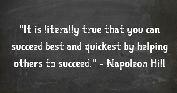 success, quote, success quote, Napoleon Hill, motivation, inspiration, TS76