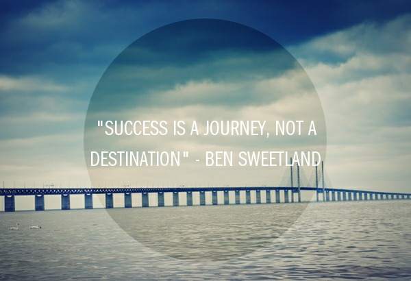 success, quote, success quote, Ben Sweetland, motivation, inspiration, TS76