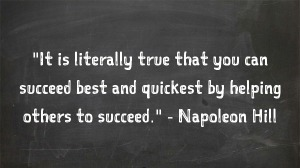 success, quote, success quote, Napoleon Hill, motivation, inspiration, TS76