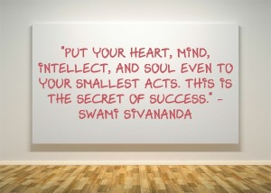 success, quote, Swami Sivananda, success quote, motivation, inspiration, TS76
