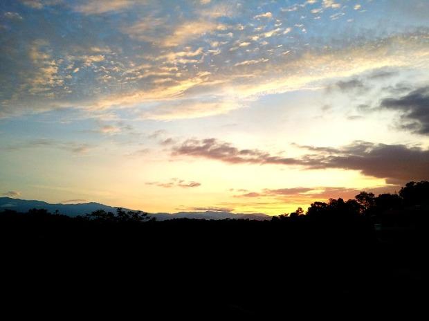 sky, cielo, amanecer, sunrise, view, Parador Resort & Spa, Costa Rica, Tiquicia, photography, travel, TS76