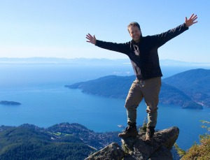 Eagle Bluffs, British Columbia, Randall St Germain, Camino de Santiago in 20 days, Canada, photography