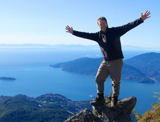 Eagle Bluffs, British Columbia, Randall St Germain, Camino de Santiago in 20 days, Canada, photography