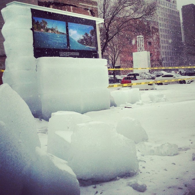 ice sculptures, Montreal, Quebec, photography, TS76