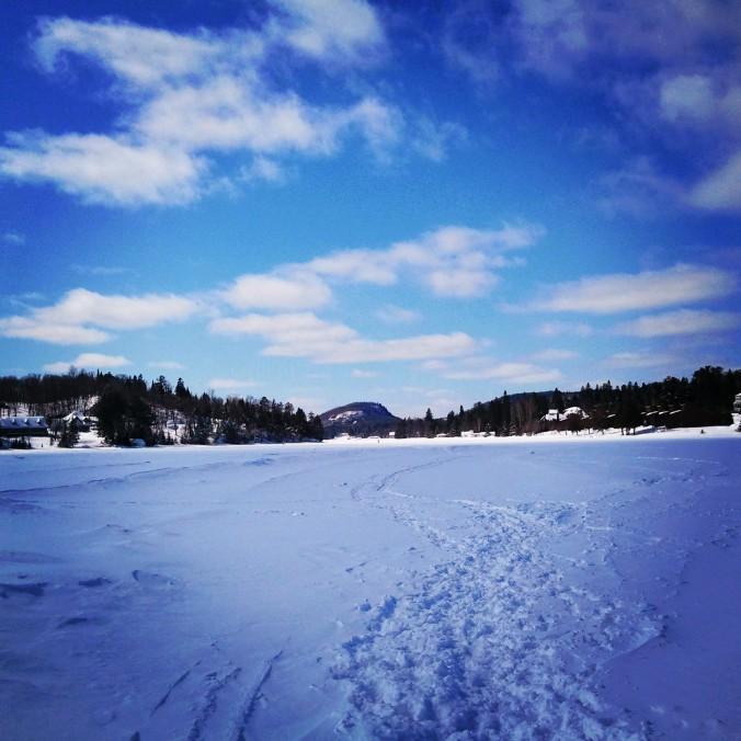 Lac des Sables, Ste-Agathe, Laurentians, Laurentides, Quebec, road trip, travel, photography, TS76