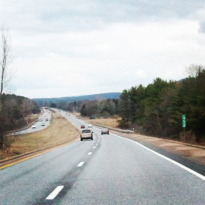 USA, Interstate 89, Vermont, road trip, travel, photography, TS76