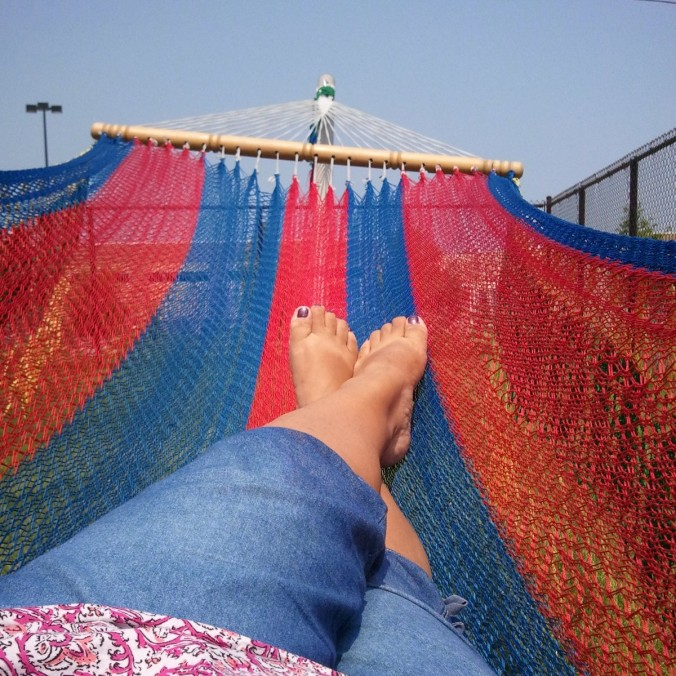 summer, hammock, rest, rest and relax, Lachenaie, Quebec, TS76