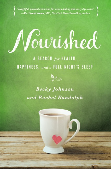 Nourished, book, spirituality, women's issues, religion, Zondervan, review, book review, TS76
