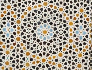 Mosaic, ceramic, Fez,Morocco, Maroc, travel, photography