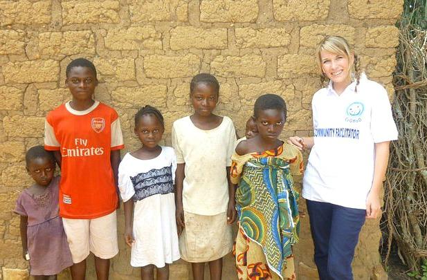 Hanne Hellvik, Internship, Nigeria,