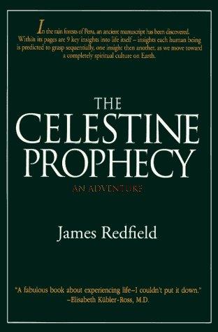 James Redfield, The Celestine Prophecy, book, spirituality, top 5 books