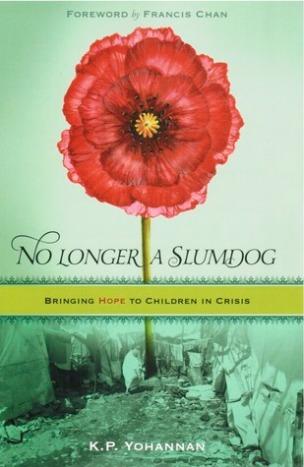 Christian Book, No Longer a Slumdog, Book, book cover, GFA, Gospel for Asia, book lovers