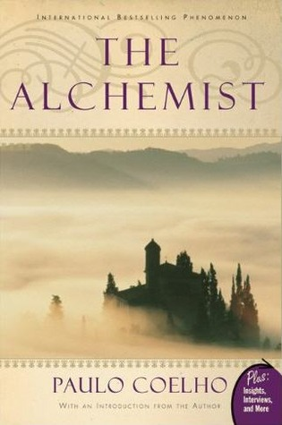 Paulo Coehlo, The Alchemist, book, best seller, spirituality, top 5 books