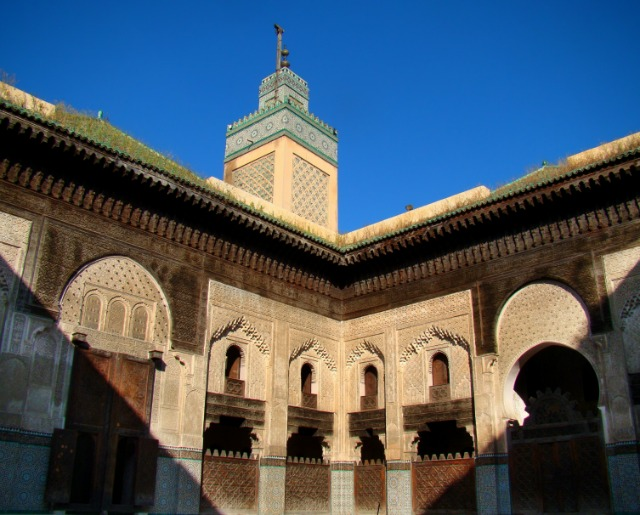 Bou Inania Madrasa, Fez,Morocco, Maroc, travel, photography