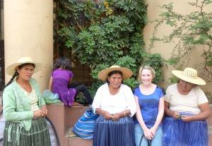 Hanne Hellvik, travel, travel blogger, photography, cholitas, Bolivia, locals