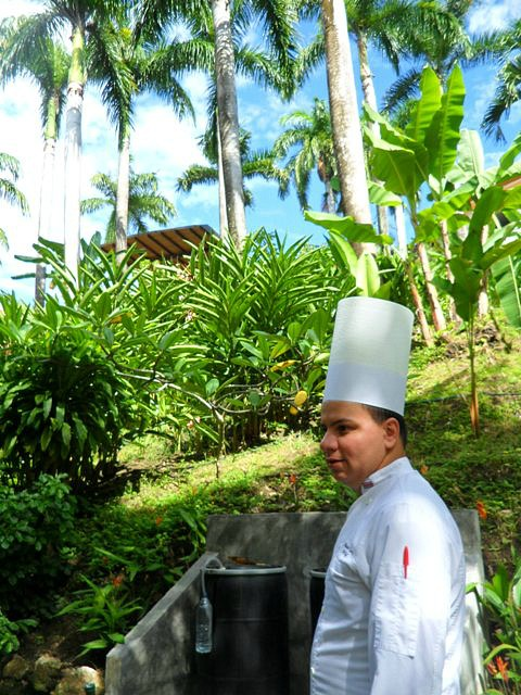Chef Alejandro Torres, Parador Resort and Spa, Costa Rica