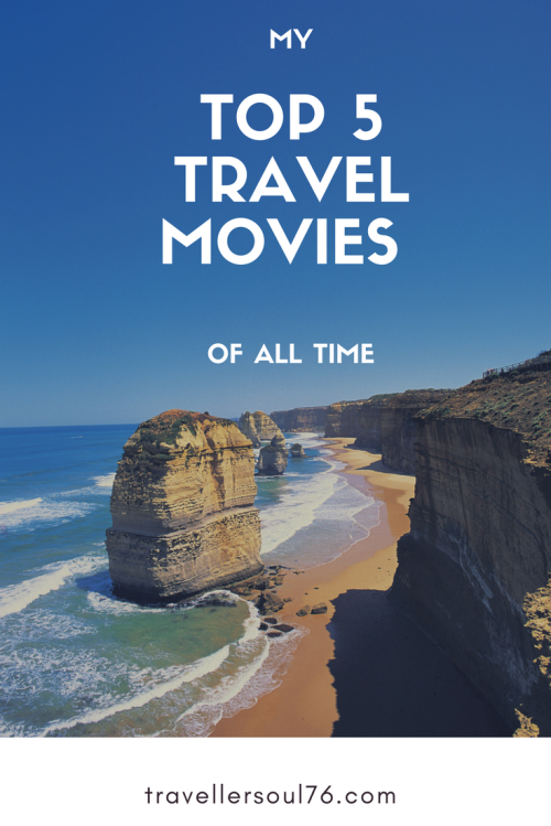 Movies have the power to transport us to different parts of the world and make us dream. That's precisely what my Top 5 Travel Movies of all time do. Come take a look!