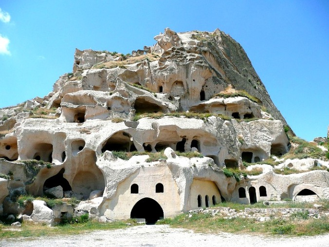 Uchisar, Cappadocia, Turkey, travel, photography, bucketlist
