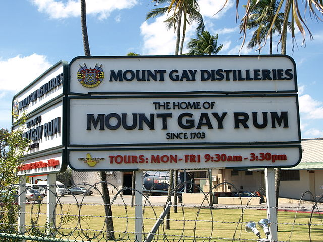 Barbados, Mount Gay Rum Distillery, travel, photography