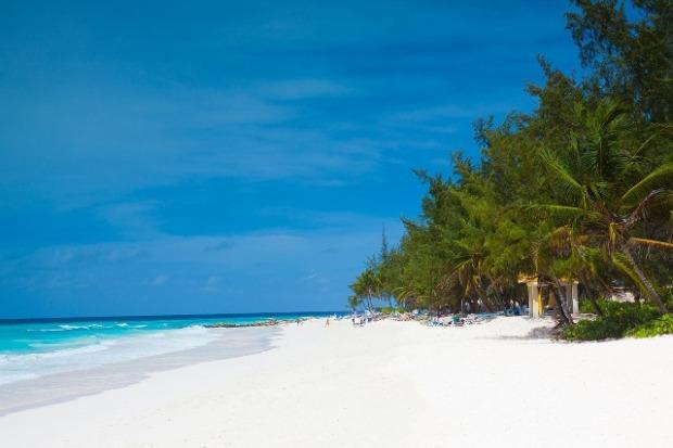 Beach, Barbados, travel, photography