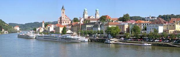 Passau, Passau altstadt, Deutschland, Germany