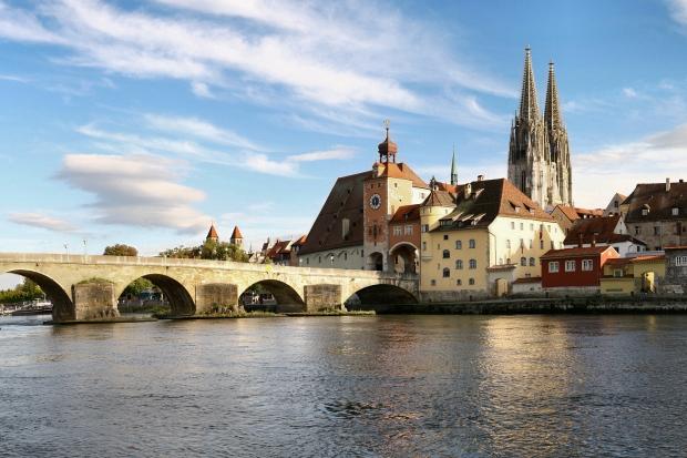 Regensburg, Germany, Deutschland