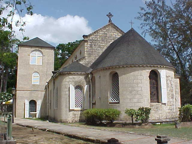 St-James Church, Barbados, church