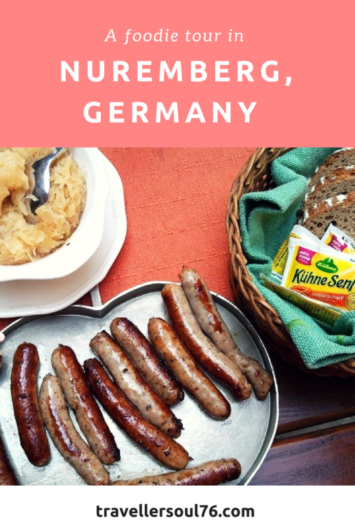 Feed your senses with some of the best and most delicious food options in Nuremberg, Germany!