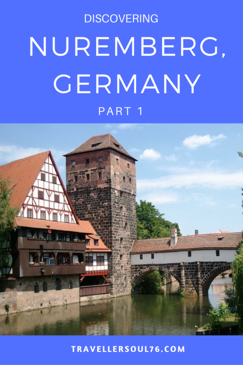 Located in South East Germany, Nuremberg is a Bavarian city that is so rich in history, culture and tradition. Come along and see what it has to offer in part 1!