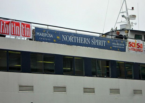 Mariposa Cruises, Northern Spirit Ship