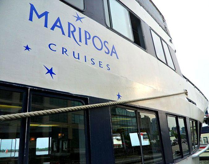 Mariposa Cruises, Northern Spirit Ship, TS76