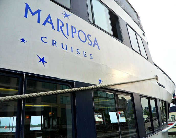Mariposa Cruises, Northern Spirit Ship, TS76