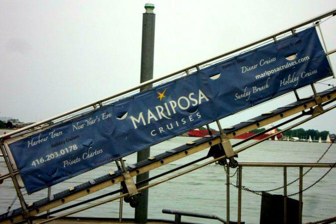 rail, Mariposa Cruises, Northern Spirit Ship, TS76