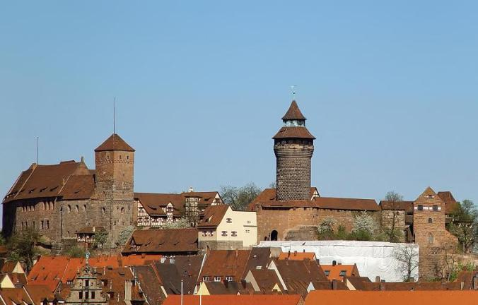 Nuremberg, Castle, Nuremberg, Nürnberg, Germany, Deutschland, castle, schloss, travel, photography