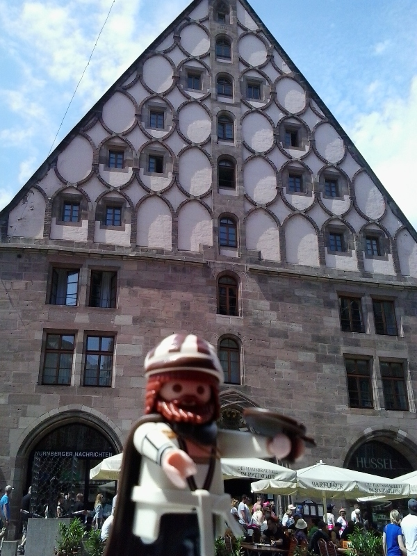 Me and my Duerer, Europe, Nürnberg, Nuernberg, Nuremberg, Germany, Deutschland, Reisen, Travel, photography, TS76