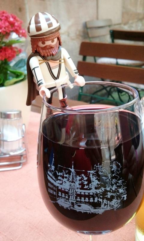 Nuremberg, Germany, Nürnberg, Deutschland, Heilig Geist Spital Restaurant, red wine, rot wein, wine, wein, foodie, drinks, travel, TS76