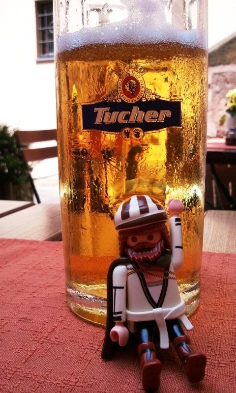 Nuremberg, Germany, Nürnberg, Deutschland, Heilig Geist Spital Restaurant, Tucher, bier, beer, foodie, drinks, travel, TS76