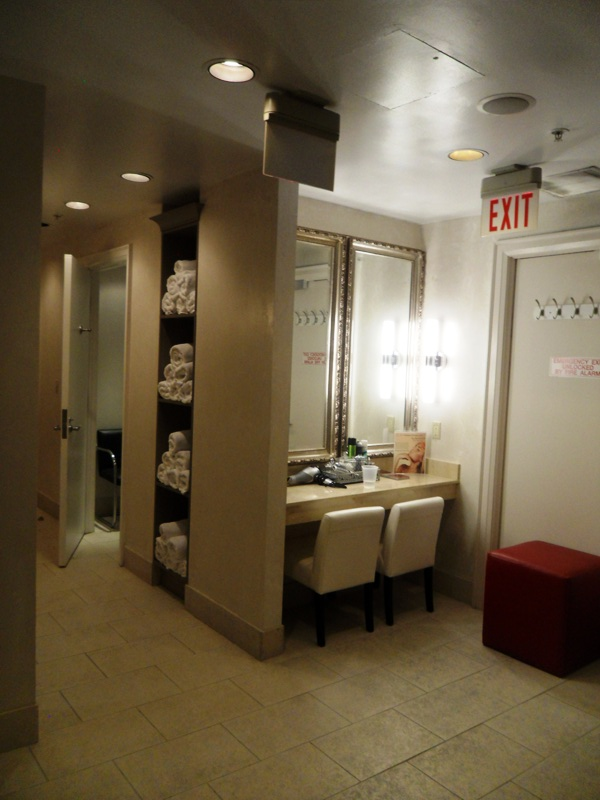 Windsor Arms Hotel, spa, changing room, toronto, ontario, ca