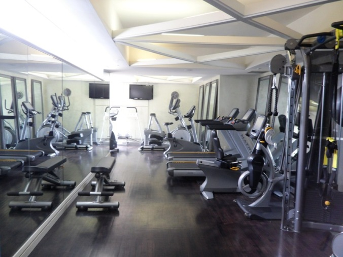 Windsor Arms Hotel, Spa, Gym, Toronto, Ontario, Canada, fitness, TS76