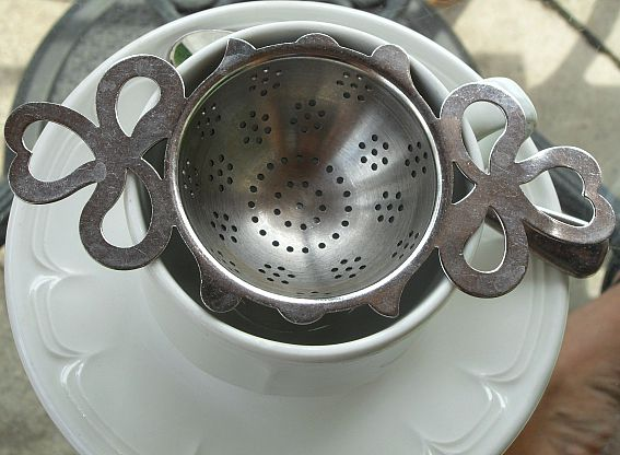 Toronto, Ontario, Windsor Arms, hotel, spa, afternoon tea, terrace, tea strainer, photography, TS76
